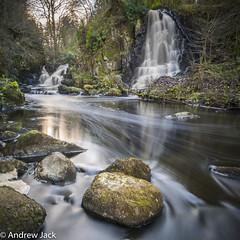 Linn Jaw (OnlyEverOneJack) Tags: sonyalpha a7rii 1635mm waterfall longexposure filter little stopper soft grad 09nd neutral density scotland west lothian landscape slow water