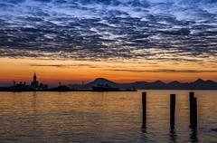 Praça XV - Rio de Janeiro (mariohowat) Tags: sunrise alvorada amanhecer natureza nascerdosol riodejaneiro canon6d canon brasil brazil