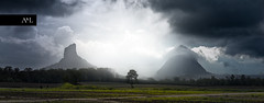Lack Nothing (Artistry & Love) Tags: celestial environment ethereal fineart heavenly land landscape magic mysterious mystical nature pano panorama scene scenery spirit spiritual terrain view vista glasshousemountains queensland australia mountbeerwah mountcoonowrin weather storm clouds trees