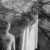 winter's embrace (Super G) Tags: scs254 bw blackandwhite incameradoubleexposure trees window selfportrait tangle grab embrace 2017
