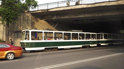 Pyongyang Streetcar
