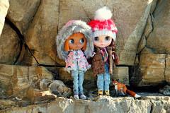 Winter (.Iuliania.) Tags: blythe customblythe custom joanagentiana