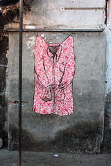 BOMBAY SASSOON DOCK 11.2017 (Ella & Pitr) Tags: ellapitr anamorphosis art landart oeuvre india street mumbai bombay sassoon dock inde mural wall ella pitr fish indian