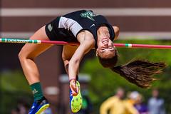 UNC-Charlotte T&F '17 (R24KBerg Photos) Tags: track trackandfield jump 2017 canon ecu greenvillenc unccharlotte 49ers highjump sports ncaa action college