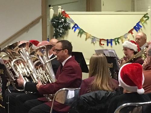 Christmas Concert 2017 - Euphs