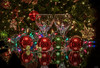 Christmas screen saver 2017 (Aliparis) Tags: red christmas2017 screensaver colors bokeh glass wineglasses ornaments nikon reflections 50mmlens nikond500 starburst blackintheback christmaslights