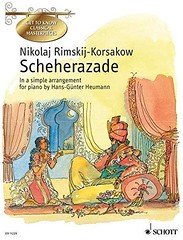 AudioEbook  Scheherazade: A Simple Arrangement for Piano and Narrator (Get to Know Classical (emabooks) Tags: audioebook scheherazade simple
