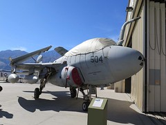 "Grumman EA-6B Prowler 2 • <a style=""font-size:0.8em;"" href=""http://www.flickr.com/photos/81723459@N04/24161744927/"" target=""_blank"">View on Flickr</a>"