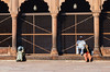 JAMA MASJID, Delhi / India 2015 (monoauge) Tags: d7000 dslr nikon nikond7000 jamamasjid delhi india indien olddelhi people architecture mosque moschee street streetshot streetphotography urban travel travelphotography
