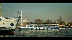 The Ship... (bmakaraci) Tags: sony a7ii alpha konica 57mm f14 new lens prime primelens turkish turkey türkiye istanbul photograpy burakmakaraci outdoor color look photographer ligth cinematic candid