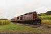 NH&I 8218 @ Nonesuch Farms (Dan A. Davis) Tags: nhi newhopeivyland newhopeandivylandrailroad newhope gp9u railroad locomotive passengertrain buckscounty wycombe buckingham nonesuchfarms pa pennsylvania