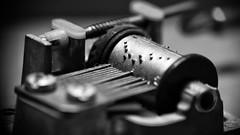 Music Instrument (Tanja-Milfoil) Tags: spieldose walzen mini drehorgel milfoil picture aufnahme raynox 5300 nahaufnahme memberschoicemusicalinstruments spieluhr musicbox makro closer shot tanja nikon macromonday