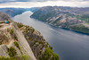 At the top! (malc1702) Tags: preikestolen vantagepoint pulpitrock norway norwaytourism travel travelphotography nikond7100 hike hiking view fjord beautiful scenery scenic landscape bucketlist vacation holiday ngc