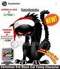 NEW! #Christmas #Evil #Black #Cat #Funny #Character 🐈  #Vector #illustration © #BluedarkArt ➡️ https://it.fotolia.com/id/179988624 🐈 #Catlovers #vectorcharacter #art #cats #blackcat #humorouscat #furiouscat #grumpycat #angry (BluedarkArt) Tags: furiouscat illustration evil vectorcharacter witchcat cats vector humorouscat christmascat character blackcat angrycat christmas copyrightbluedarkart bluedarkart xmascat creepycat black catlovers art catcartoon grumpycat cat funnycat funny