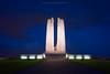 Mémorial Canadien - Vimy (cbreadwine) Tags: hautsdefrance mémorial canadien vimy heure bleue