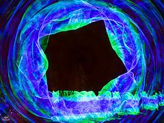 RGB LIGHT EXPERIENCE Roma (DKL 2017) (Athalfred DKL) Tags: light painting lightpainting lp lightgraff children darklight dkl lightart art artist frodoalvarez nophotoshop herramientas hlp frododkl frodo camera rotation rotación cámara zooming lens cap trick urban rotula gimbal intalación artística exhibición exhibition 2017 laserman rgb festival experience roma rome laser accquedotto acueduct acueducto alessandrino