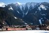 Zillertalbahn trein R 153  Jenbach - Mayrhofen  - Mayrhofen (Rene_Potsdam) Tags: zillertalbahn zillertal railroad mayrhofen tirol österreich austria