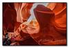 Lower Antelope Human Scale (seagr112) Tags: unitedstates arizona page pageaz lowerantelopecanyon slot canyon slotcanyon rock