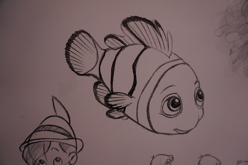 "Character Sketch of Nemo • <a style=""font-size:0.8em;"" href=""http://www.flickr.com/photos/28558260@N04/24540429898/"" target=""_blank"">View on Flickr</a>"