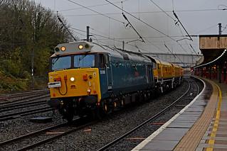 Thundering Through Lancaster