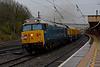 Thundering Through Lancaster (garstangpost.t21) Tags: 50008 hoover lancaster 4z03 class50 thunderer loram railgrinder rugby carlisle flickrunitedaward