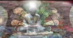 Hope for Enlightenment (gailpiland) Tags: buddha spirit mood glow enlighten