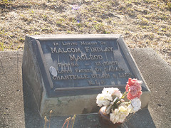 Gravestone - Malcolm Findlay MacLeod
