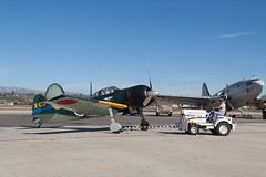 Commemorative Air Force Mitsubishi A6M3 N712Z (jbp274) Tags: cma kcma camarillo airport airplanes commemorativeairforce mitsubishi a6m a6m3 zero restored warbird vintage