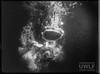 Capsule 1 (UW LF) Tags: largeformat blackandwhite artwork handmadecamera filmcamera film underwater 18x24 monocle diving portrait art diver dive breath aquatic swim mask format monochrome analog positive rebreather submariner vintage retro old camera retrostyled revival obsolete traditional ds51 ikelite