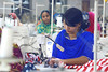 Women worker (khondokar Touhid Likhon) Tags: cutewomen indianwomen dhakawoman alonewoman womenworker dhaka2k17 motionshot pic with story bangladeshi bangladeshiwomen uttorawomen oldlady blackbeauty speachless