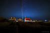 church at night (john dusseault) Tags: night peggyscove stjohnsanglicanchurch stars novascotia canada facebook flickr longexposure