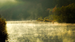 Morning Mist of Kiso River【Explore】 (chikuma_riv) Tags: japan nature landscape river lake mountain forest flower sunset sunrise spring summer autumn winter leaves
