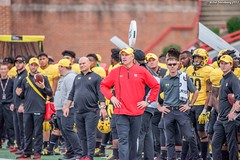 _DSC6592 (hillels) Tags: collegepark football college fall maryland umd university terps terpnation terrapins indiana october 2017 hoosiers 125th anniversary sports sport game universityofmaryland bigten capitalonefield byrdstadium people athlete athletics djdurkin durkin goterps coach