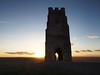 Sunday worship (kinson1964) Tags: glastonbury somerset england sunset tor avalon