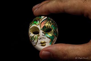 Little Venice Mask