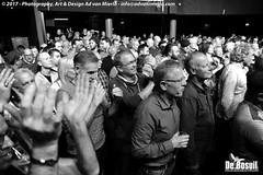2017 Bosuil-Het publiek tijdens het optreden van Popa Chubby 15-ZW