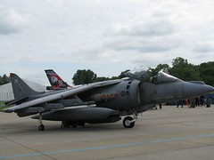 "Harrier II RAF GR.7 1 • <a style=""font-size:0.8em;"" href=""http://www.flickr.com/photos/81723459@N04/26632784009/"" target=""_blank"">View on Flickr</a>"