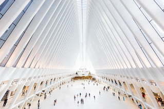 The New World Trade Center of New York
