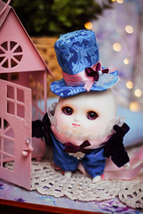 Humpty_Dumpty_04 (Muffin_elfa) Tags: bjd doll soom humpty dumpty new year cute tiny