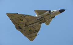Saab AJS-37 Viggen (Boushh_TFA) Tags: saab ajs37 viggen 52 swedish air force försvarsmaktens flygdagar 2016 malmen airbase flygplats escf malmslätt linköping sweden nikon d600 nikkor 300mm f28 vrii