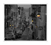 Old San Juan Street 3 (MAMowery) Tags: desaturate sea puertorico sanjuan blackandwhite streetlghts street