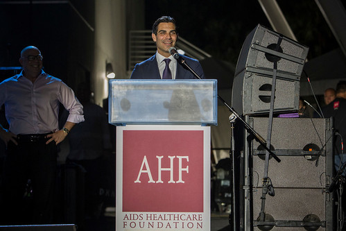 AHF 30 Year Anniversary/World AIDS Day Celebration and Concert: Miami