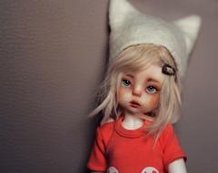 Meet Tabitha! (IssyBJD✶) Tags: bjd abjd ball jointed doll miadoll soo yosd blue eyes