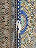 Decadent beauty of a collaborator (Shahrazad26) Tags: telouet highatlas hogeatlas hautatlas marokko morocco maroc elglaoui zellig zellij mozaïek mosaic
