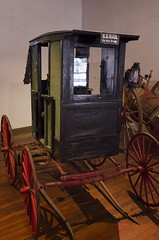 US Mail Wagon II (rschnaible) Tags: lincoln new mexico old history historic us usa west western southwest courthouse museum county wars mail wagon