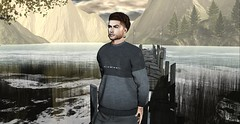 Look 231  ✯✯✯  YÜTH  ✯  N-Uno  ✯✯✯ -  New Releases!!! (Raphael Gauthier) Tags: gift grouman men pants shirts blouse jacket style blog hair tattoo fashion couple shoes photoshop pgift gacha skin poses free clothes beard casual he new yüth nuno raphaelgauthier raphael gauthier man moda myuniverse secondlifeblog second secondlife secondlifeblogger fashionblogger fashionmaleblogger blogger hipstermenevent yü volkstone