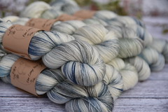 Eden Cottage Yarns Titus 4ply (Victoria Magnus) Tags: yarn wool knitting crochet edencottageyarns merino silk titus 4ply