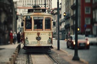 Porto - Heritage tram