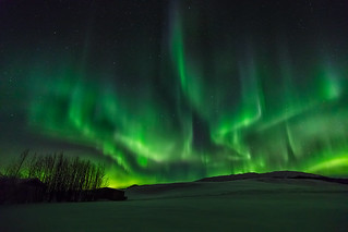 Aurora dance