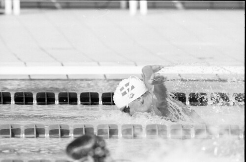 407 Swimming EM 1991 Athens